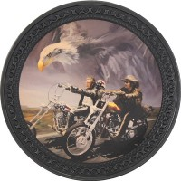 Easy Rider Vintage Leather Patch