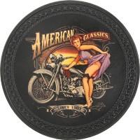 Patch vintage en Cuir American Classics