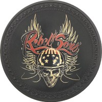 Rebel Soul Vintage Leather Patch