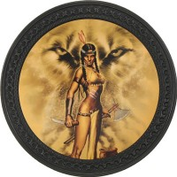 Indian Vintage Leather Patch