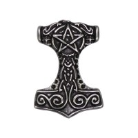 Thor's Hammer Pin
