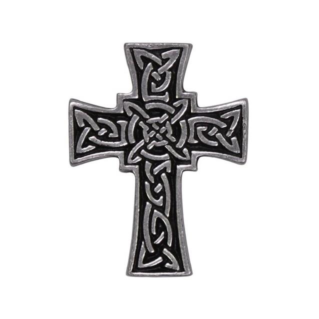 Pin's décoratif Croix Biker