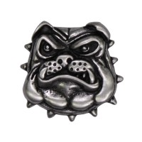 Pin's décoratif Bulldog Biker