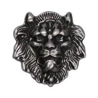 Pin's décoratif Lion Biker 100% artisanal