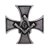 Freemasonry Square Pin