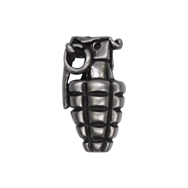 Pin's décoratif Grenade Biker 100% artisanal