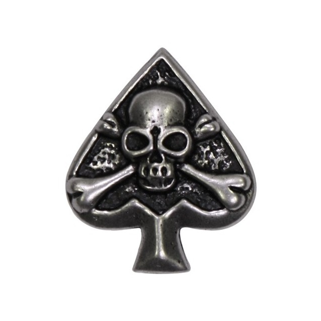 Ace of Spades Pin