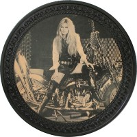 Brigitte Bardot Vintage Leather Patch