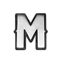 Pin's M