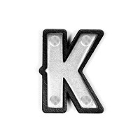 Conchos à visser K