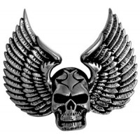 Angel Skull Rivet