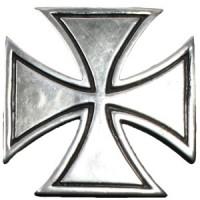 Motif à Riveter Croix de Malte