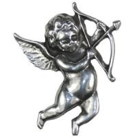 Motif à Riveter Cupidon