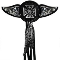 wings rivet conchos