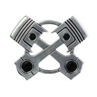 Double Piston Rivet