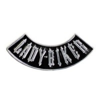 Motif à Riveter Lady Biker