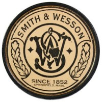 Patch Vintage en Cuir Smith & Wesson