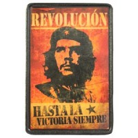 Che Guevara Vintage Leather Patch