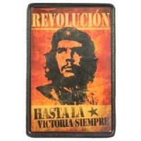 Patch Vintage en Cuir Che Guevara