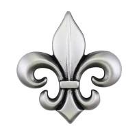 Pin's décoratif Fleur de Lys Biker 100% artisanal