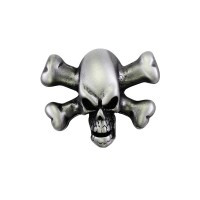 Skull Pin Biker 100% craft