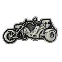 Pin's décoratif Trike Biker 100% artisanal