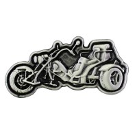 Trike Pin Biker 100% craft