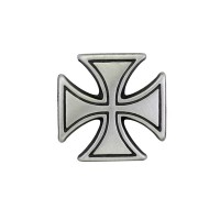 Malta Cross Pin Biker 100% craft