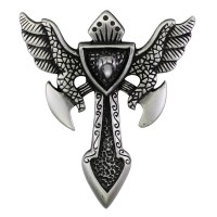 Eagle Pin Biker 100% craft