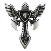Pin's décoratif Aigle Biker 100% artisanal