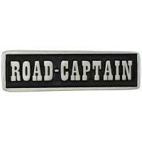 Road Captain Pin
