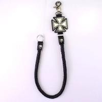 Wallet Chain Malt Cross