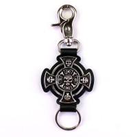 Keyring Corsair skull cross