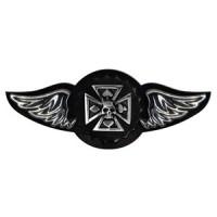 wings rivet conchos
