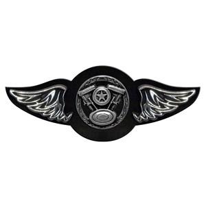 Wings Rivet Decoration